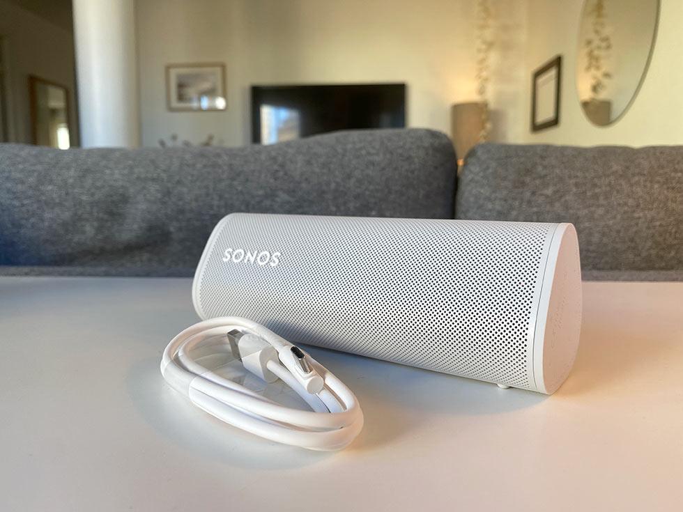 Sonos Roam - Laddning - USB - USB-C