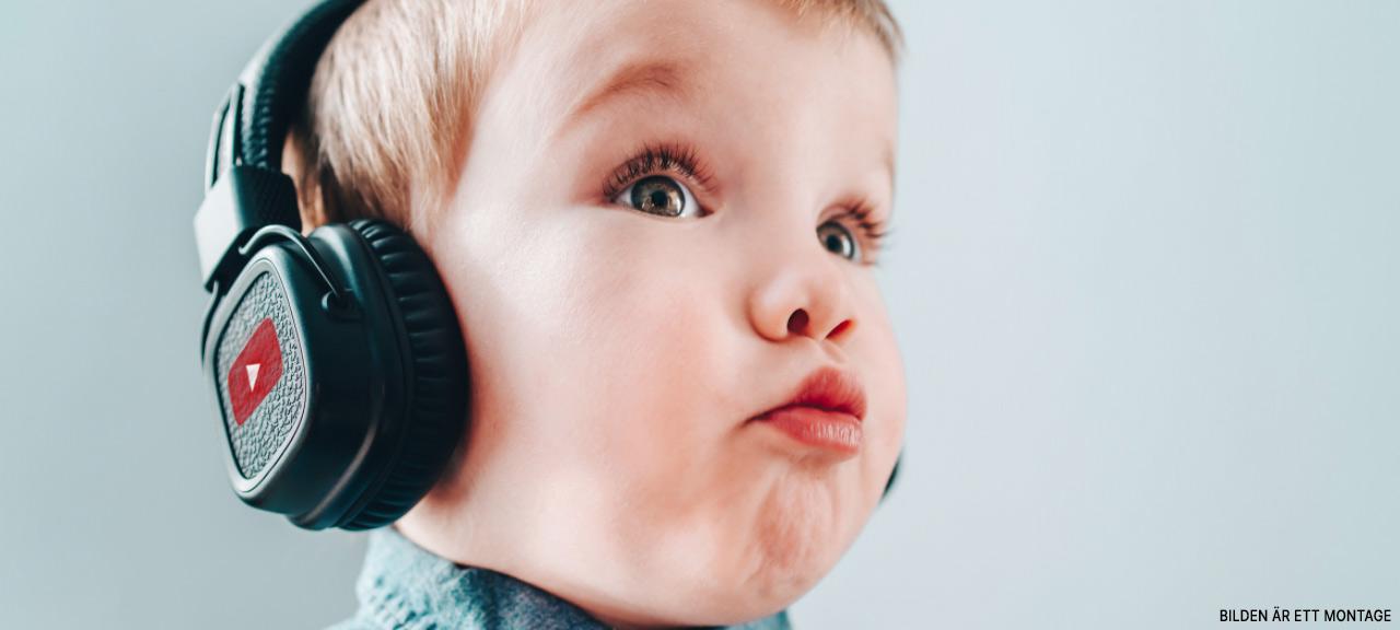 Spela YouTube-musik med avstängd skärm på iPhone