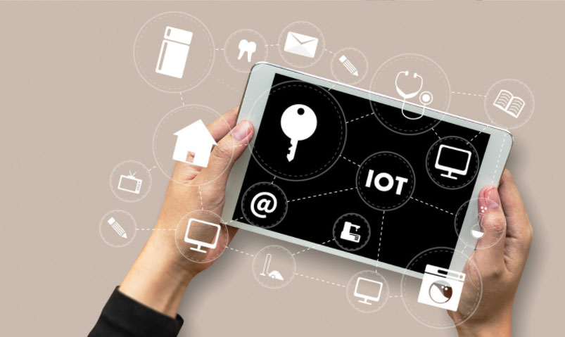 Sakernas Internt - IoT - Internet of Things