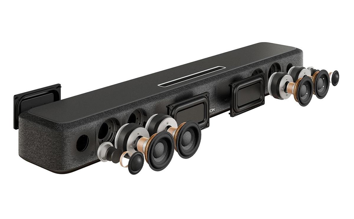 Denon Home Sound Bar 550 - Insida