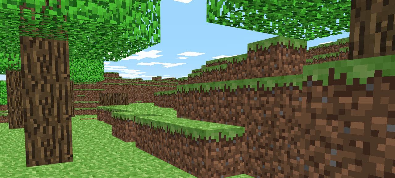 Spela det första Minecraft-spelet gratis i webbläsaren